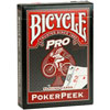 Cartes Bicycle PRO PokerPeek rouge