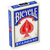 Cartes Bicycle STANDARD dos bleu