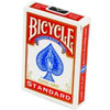 Cartes Bicycle STANDARD dos rouge