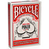 Cartes WSOP Bicycle rouges
