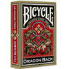 Cartes Bicycle Dragon Back