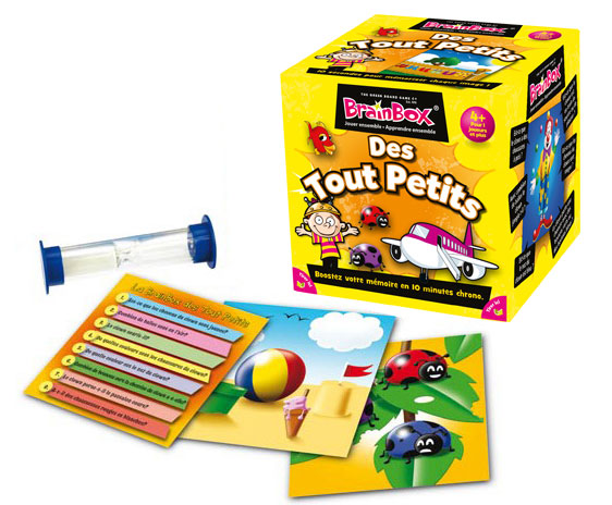 Brain Box : Des Tout Petits  Ludik.nc