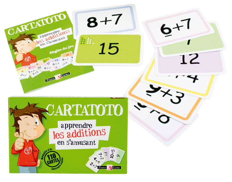 Acheter Cartatoto Additions