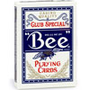 Cartes Bee dos bleu