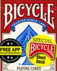 Cartes Bicycle truquées