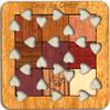 Coup de Coeur (puzzle bois)