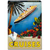 "54 cartes """"Croisières (Golden Age of Cruises)"" - Piatnik"