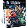 DC Comics deck building : extension 1 Crisis
