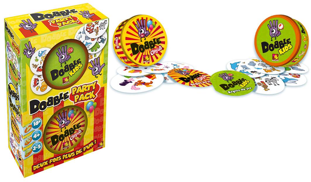 dobble party pack  Petites annonces jeux, jouets