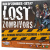 Zombicide - Lost Zombivors (set #7)