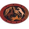 Cheval (puzzle en bois) Galop d'éssai