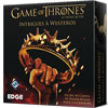 Game of Thrones, Le Trône de Fer : Intrigues à Westeros