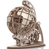 Globe 3D mobile en bois Mr Playwood