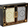 Cartes KEM Arrow Wide Jumbo Black/Gold (2 jeux)
