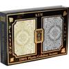 Cartes KEM Arrow Wide Jumbo Black/Gold (2 jeux)