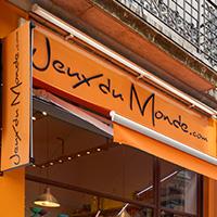 la boutique JeuxduMonde.com