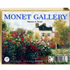 "Coffret 2 jeux de 54 cartes format bridge ""Maison de Monet"""