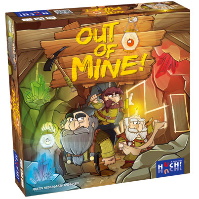(soldes) Out of Mine