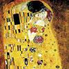 Le Baiser - Klimt - puzzle Michèle Wilson 250 pièces