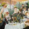 Le déjeuner des canotiers - Renoir - puzzle Michèle Wilson 250 pièces