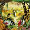 Toucan à la cascade - Thomas - puzzle Michèle Wilson 80 pièces