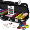 Mallette Poker Royal 300 jetons
