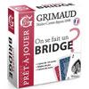 Coffret Bridge prêt à jouer Grimaud