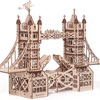 Tower Bridge 3D mobile en bois (grand modèle) Mr Playwood