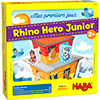 Rhino Hero Junior - Mes Premiers Jeux HABA