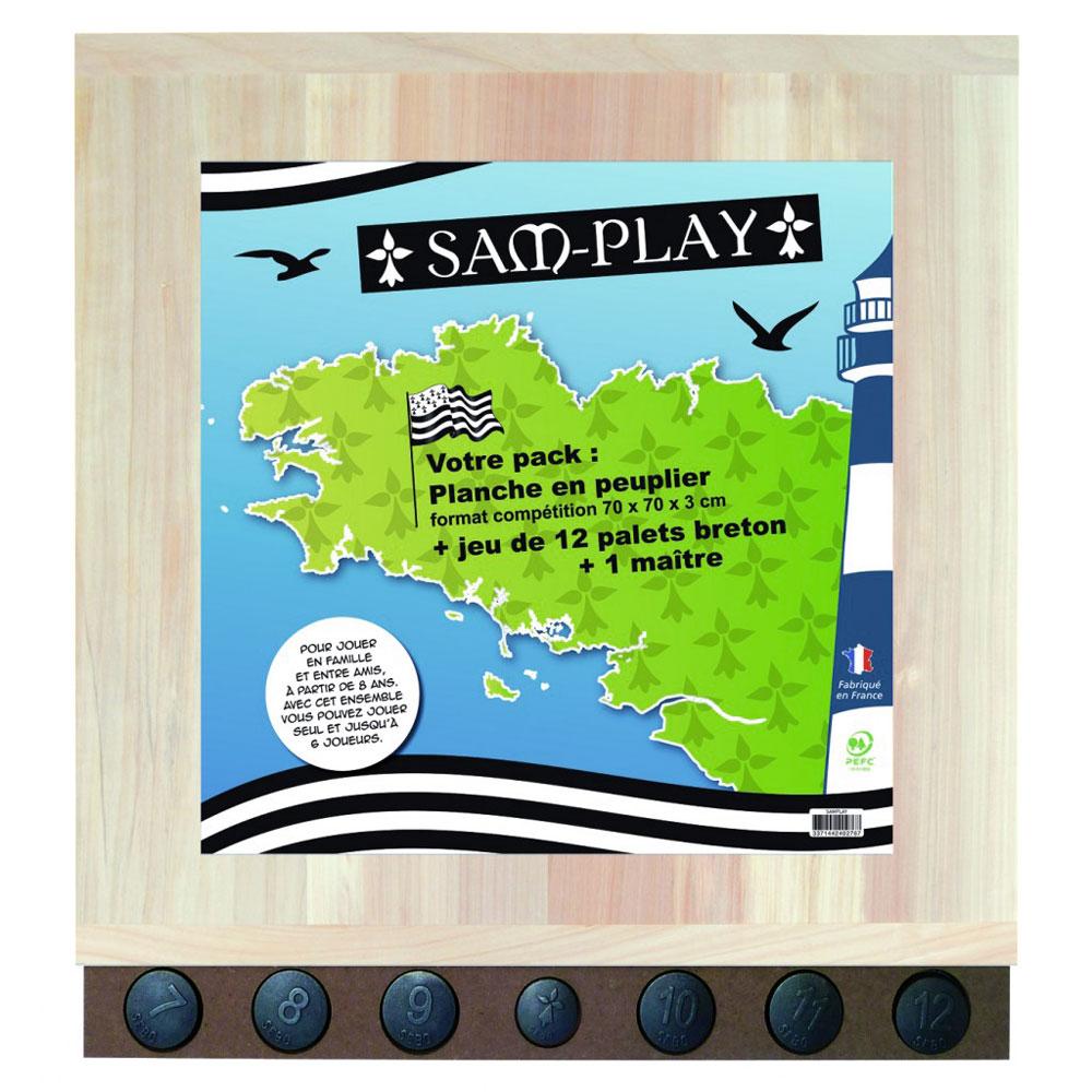 Palet Breton (format compétition)