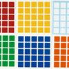 stickers 5x5x5