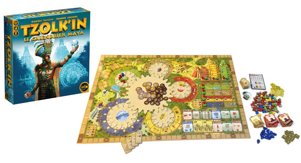 [2018] Vendredi 22 juin : Solstice d'été (9 joueurs) Tzolkin-big