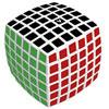 V-Cube 6 bombé blanc