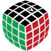V-Cube 4 bombé blanc sans sticker