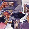 Les animaux en folie - puzzle Michèle Wilson 24 pièces